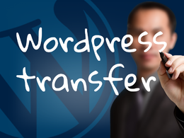 Transfer your Wordpress website to new hosting