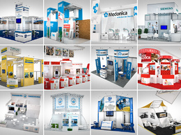 Design your exhibition stand!
