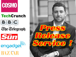 Write a professional Press Release ready for distribution