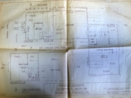 Convert  Hand sketch into AUTOCAD drawing