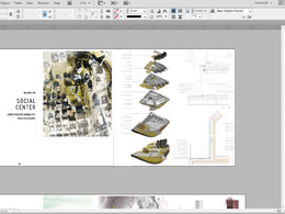 Do a layout for your book in InDesign
