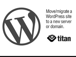 Move or migrate your Wordpress site to a new host or domain