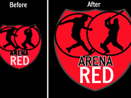 Redraw and vectorize your old logo to a quality ai, pdf, eps or psd file