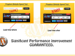 Speed up your wordpress website run upto 3 times faster