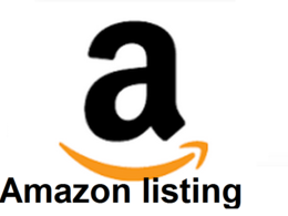 List 2 products on amazon/Any Ecom using flat file , or manually using data from file