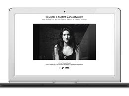 Design and Develop a Website for Desktop and Mobile