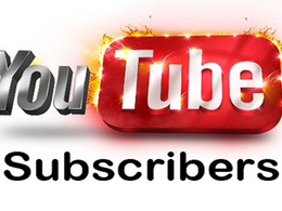 Gain you 300 geniune new YouTube subscribers & followers