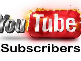 Gain you 300 geniune new YouTube subscribers & followers