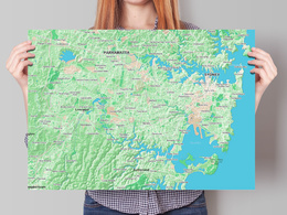 Create and Deploy a Custom-Designed Map (with/without Interactivity)