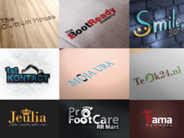 Design a professional Clean logo with unlimited revisions