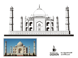 Create bulding or architecture vector line drawing from  your photo