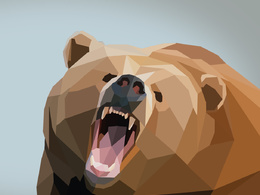 Create a low poly style image with your photo