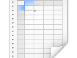 Manually create/input/edit your spreadsheet