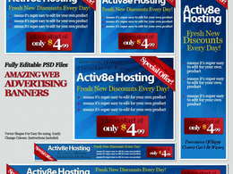 Design full web banner ad and unlimited revisions