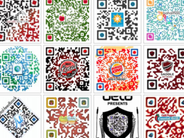 Create a custom QR Code for any product, website, social media share link etc