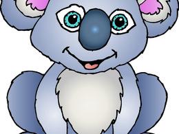 Create a cartoon character mascot