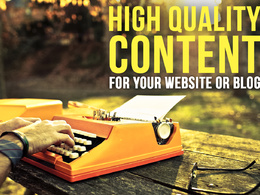 Write 500 word high quality SEO friendly article or blog post on any topic
