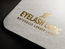 Create luxury logo mock ups into 8 styles