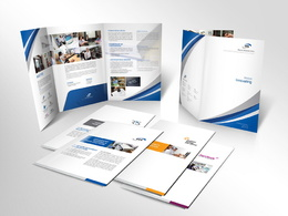 Design interactive  Document / Company profile (PDF)