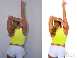 Image background remove 30 images