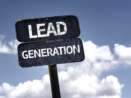 Generate new business opportunities by creating sales leads or meetings