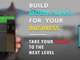 Develop both Android and iPhone App for your business or brand