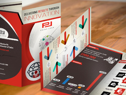 Design a poster / flyer / brochure with unlimited revisions