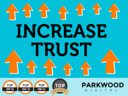 Increase Googles SEO trust in your website by validating it with Link Building