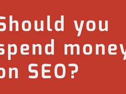 Create a video evaluation explaining how effective SEO would be in your market.