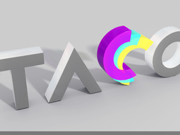 Design your logo in 3D