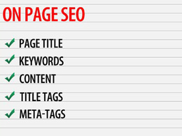 Make Powerful linkpyramid of 5 web 2.0 sites To improve your google search ranking