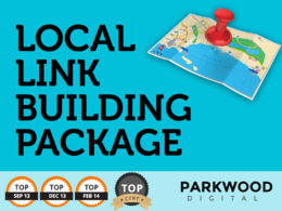 Deliver a complete Local SEO link building package