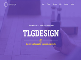 Make a Awesome Responsive Landing Page