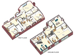 2D and 3D floor plans to help sell your home