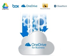 Move your files to OneDrive