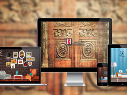 Design an elegant and engaging UI for Website or landing page
