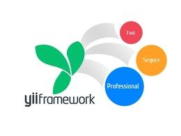 Design a responsive website using Yii PHP Framework