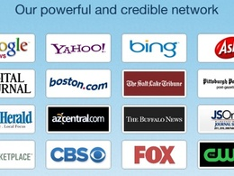 Publish your press release on Fox, CBS, NBC, ABC, Digital Journal, IbTimes & 500 more
