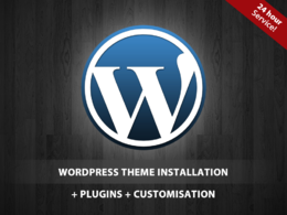 Install wordpress and theme + demo content + top plugins