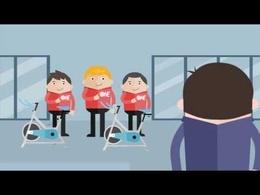 Create high quality original animated promotional/ cartoon/ explainer videos