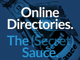 List your business on 20 different Directories to increase SEO