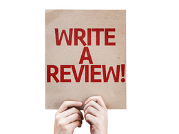 Add a 300 word review on Google+