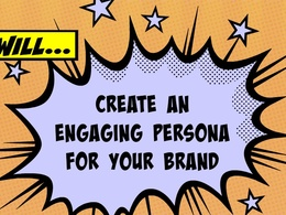 Help you find your brand's voice, personality & target audience