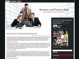 Guest post your article to my PR5 DA40 FINANCE & BUSINESS blog