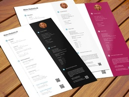 Professionally design/redesign your CV resume to land your dream job!