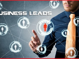 Provide you Business Leads for marketing from your desired Category