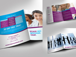 Design your flyer, leaflet, poster, advertisement or Brochure