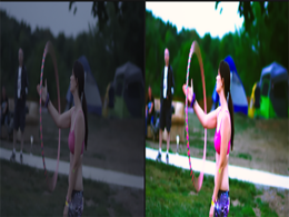 Do color correction & grading for  videos   up to 20 min