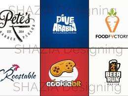 Design Logo, business card, letterhead, envelope, leaflet, sticker & Website Homepage