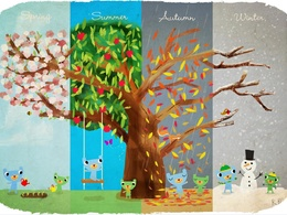 Draw children's illustrations for you